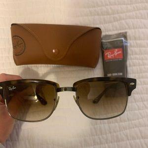 RayBan Club-master Sunglasses